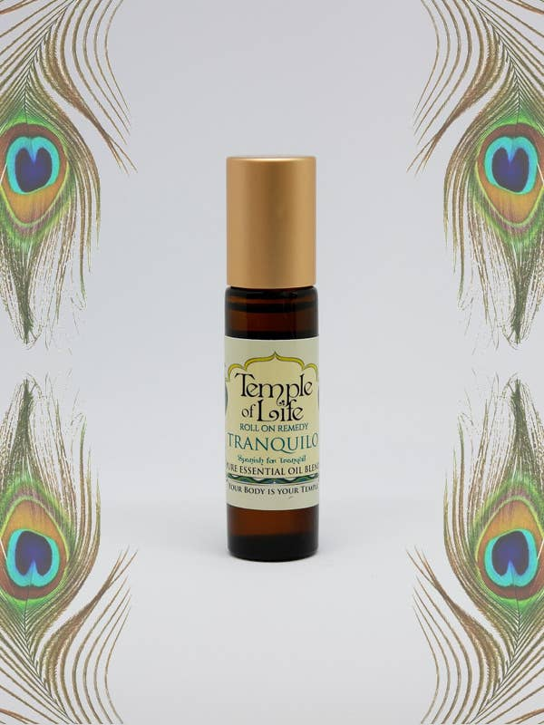Essential Oil Roll On Remedy - Tranquilo 1/3 fl.oz.   Trada Marketplace