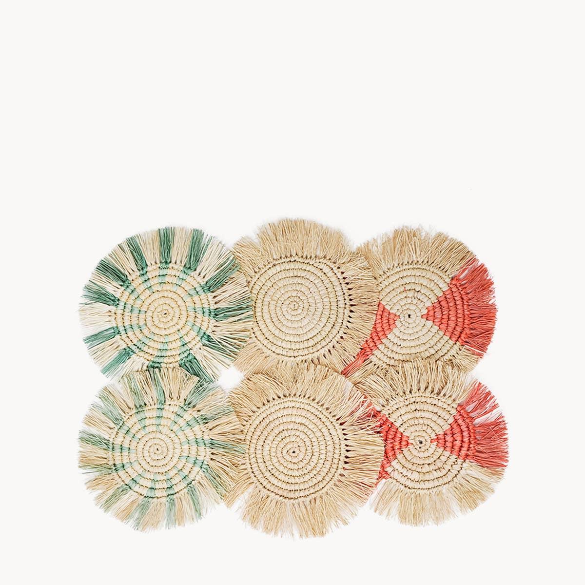 Flor Coaster - Spring | Trada Marketplace