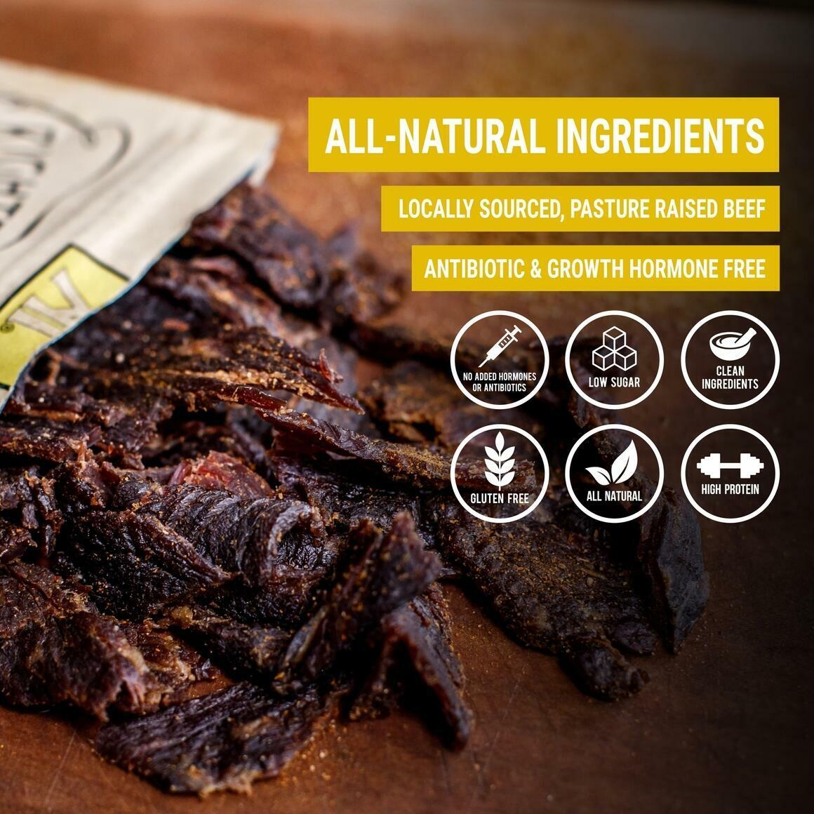 Maryland Monroe Beef Jerky   Trada Marketplace