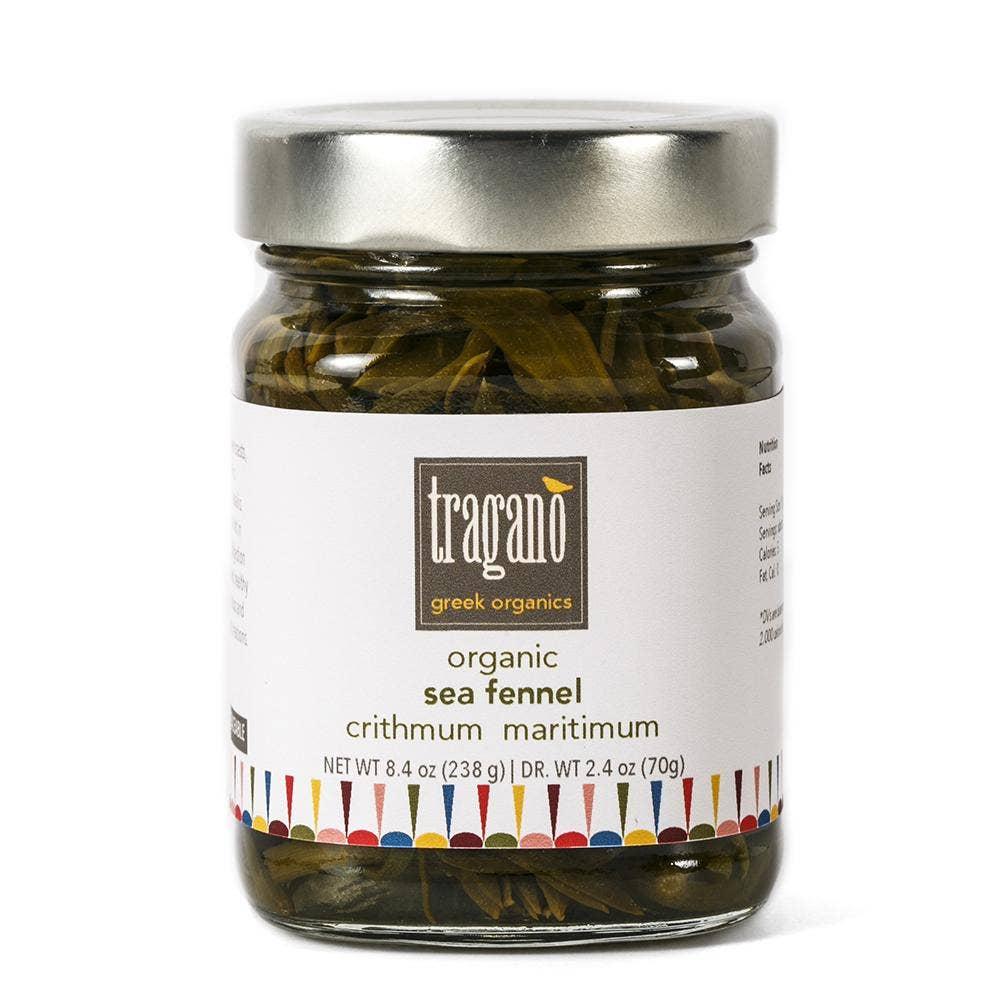 Tragano Greek Organics - Sea Fennel - Crithmum Maritimum | Trada Marketplace