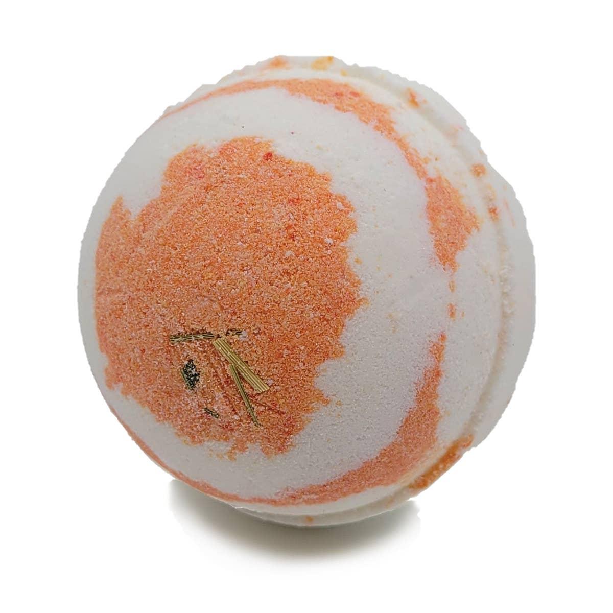 Evolve - Bath Bomb - Chakra Collection - Orange Calcite | Trada Marketplace
