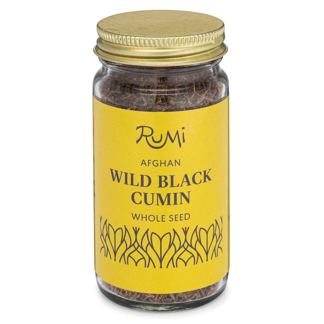 2.1oz Wild Black Cumin - Whole Seed   Trada Marketplace