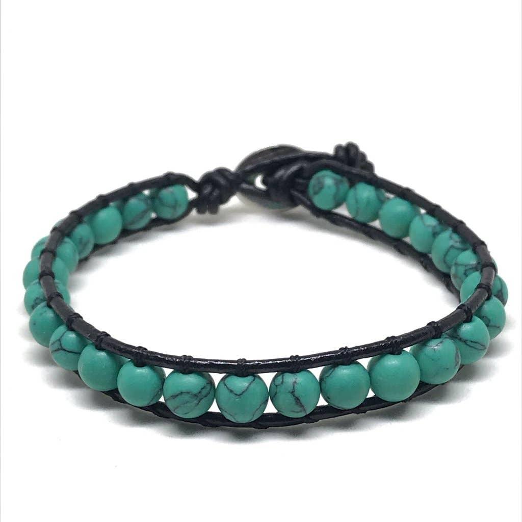 Aquamarine Bracelet | Trada Marketplace