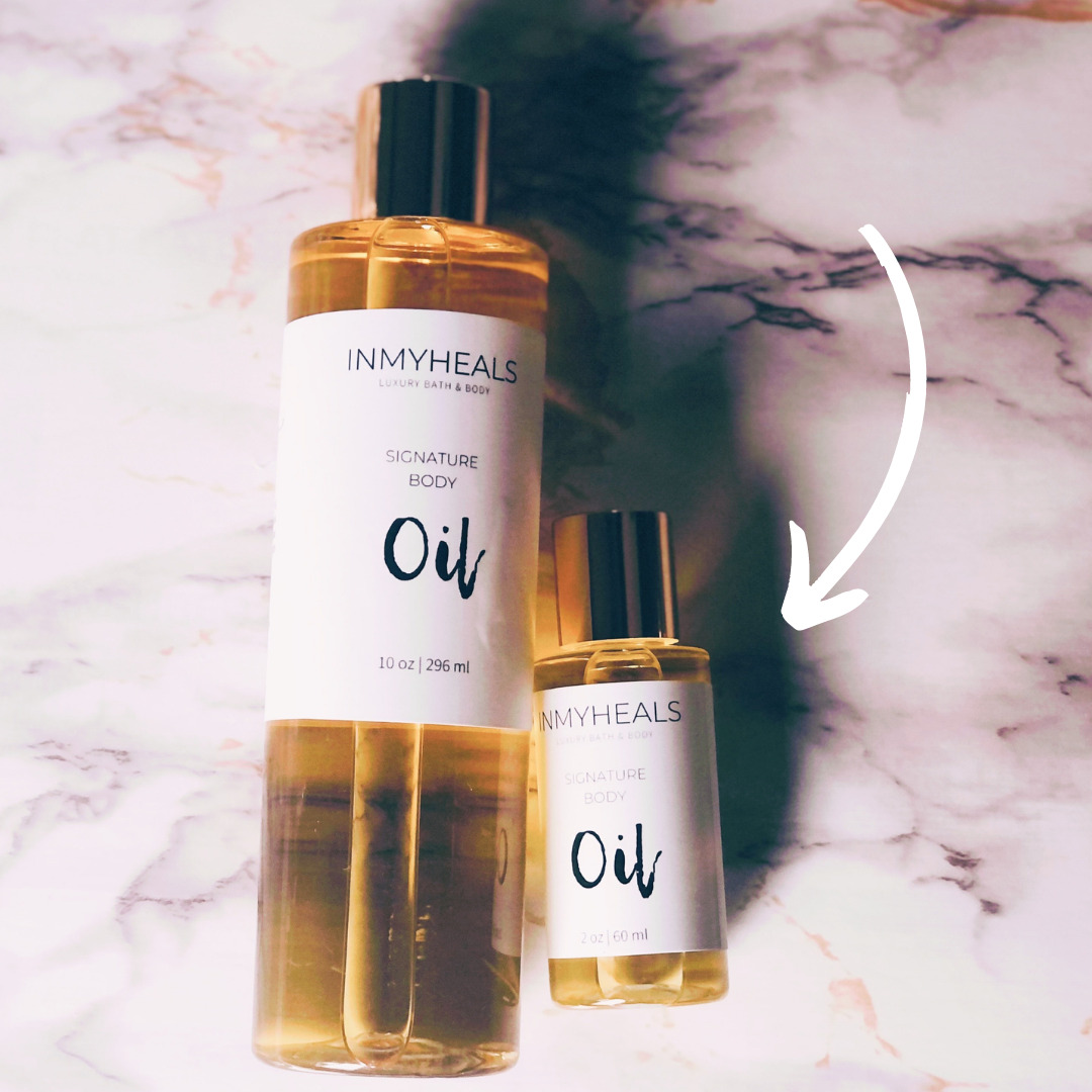 Sample - Signature Body Oil | Trada Marketplace