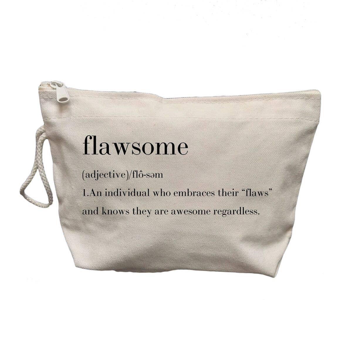 Flawsome Makeup Bag | Trada Marketplace