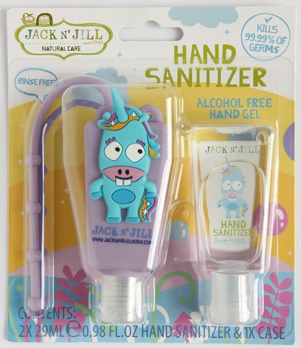 Hand Sanitizer Unicorn - Alcohol Free. 2 x 0.98oz | Trada Marketplace