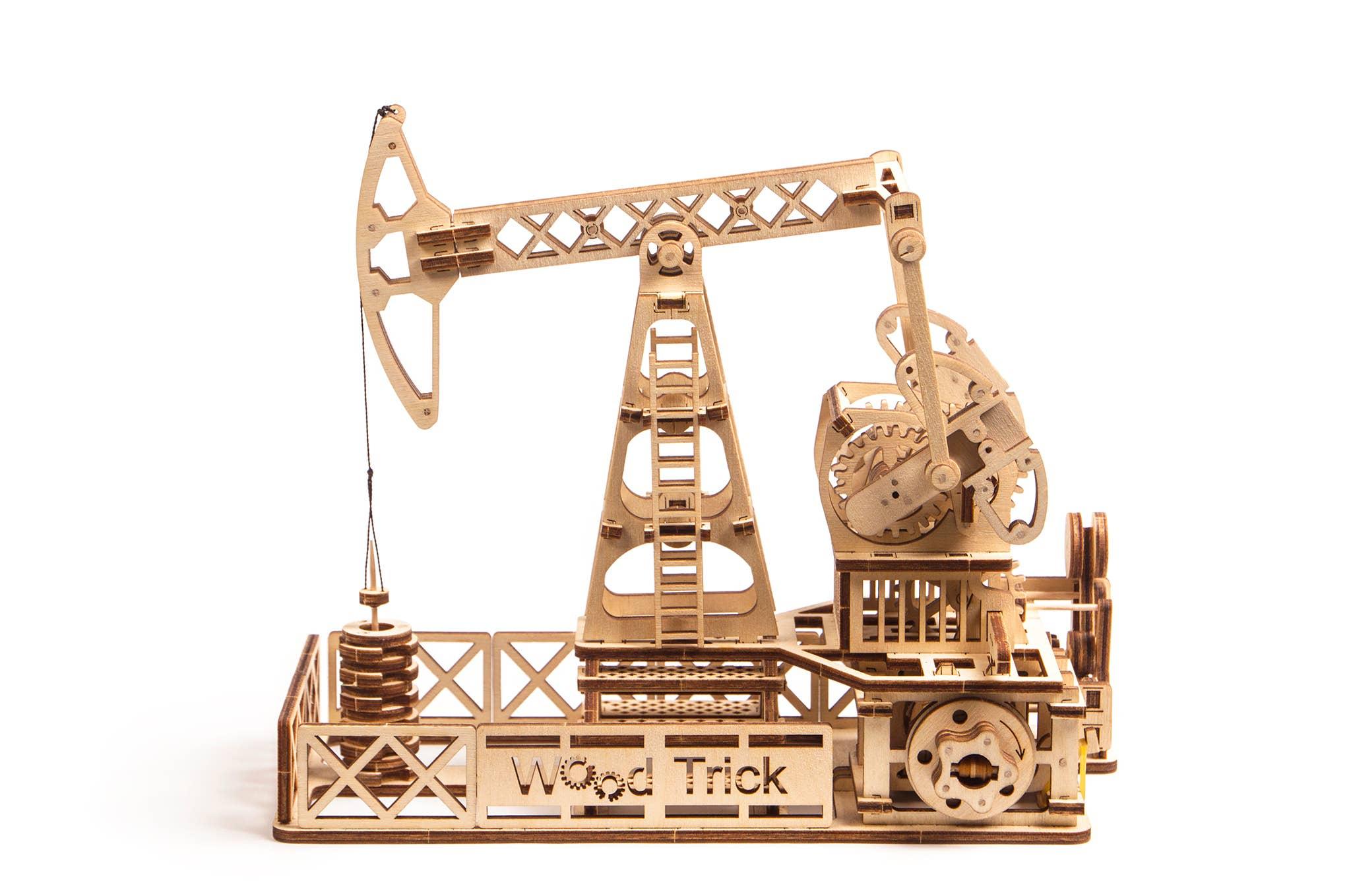 Oil Tower / Pump Jack | Trada Marketplace