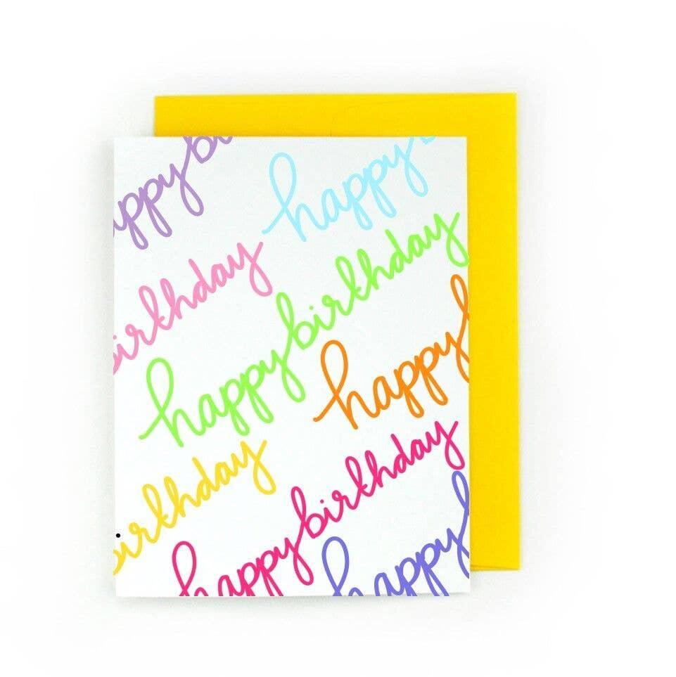 Rainbow Birthday | Trada Marketplace