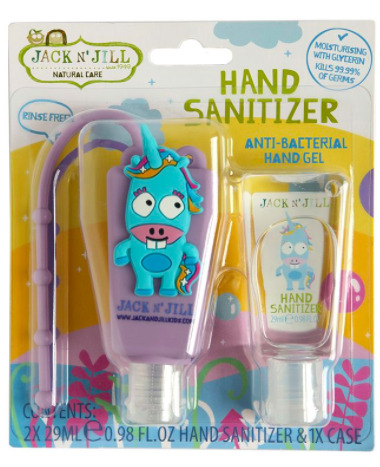 Jack N' Jill Ethanol Hand Sanitizer - Unicorn 2Pack | Trada Marketplace