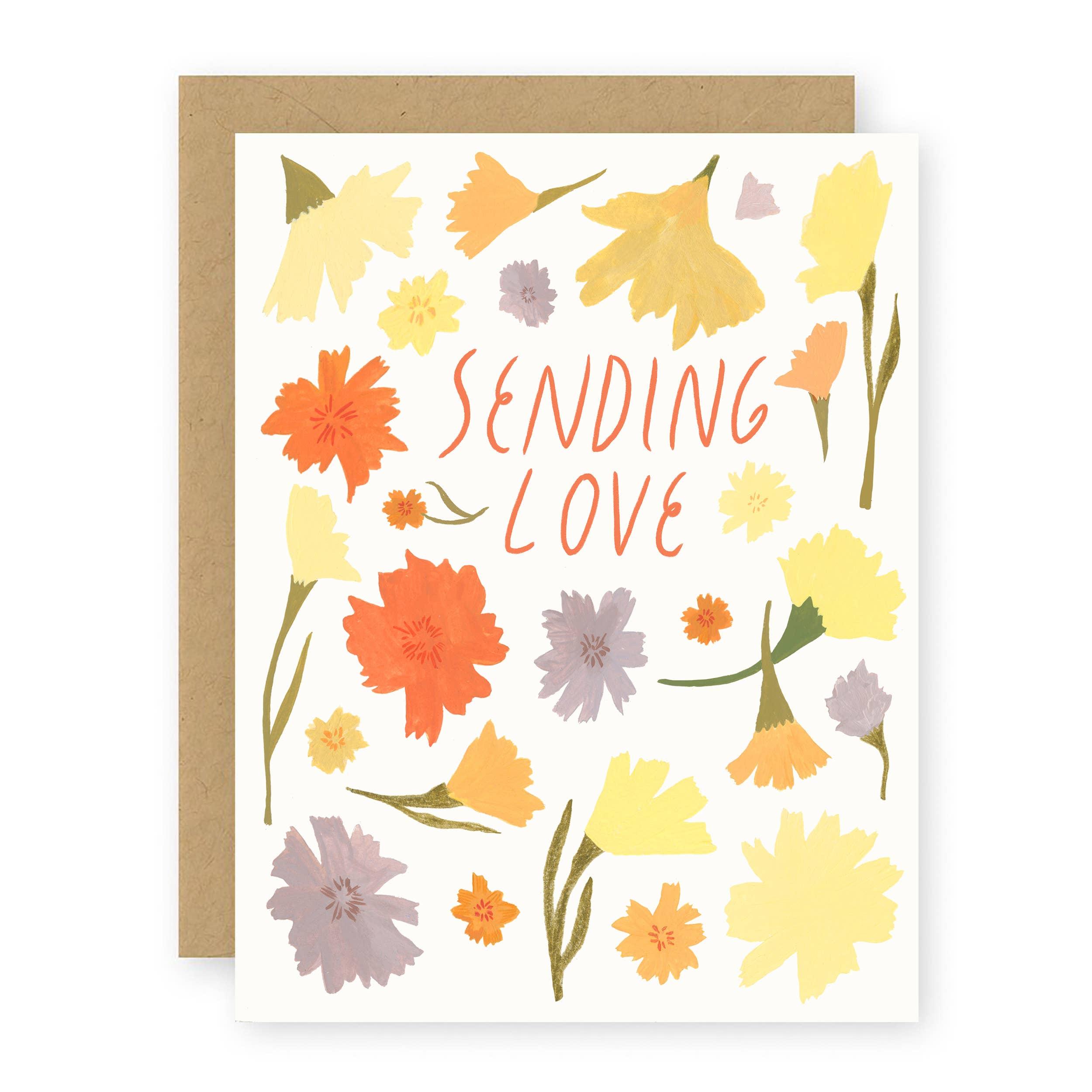 Sending Love Notecard   Trada Marketplace