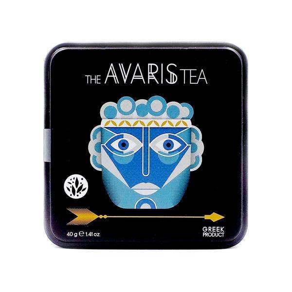 Sparoza - The Avaris Tea -  Handcrafted Loose Leaf in a Tin | Trada Marketplace