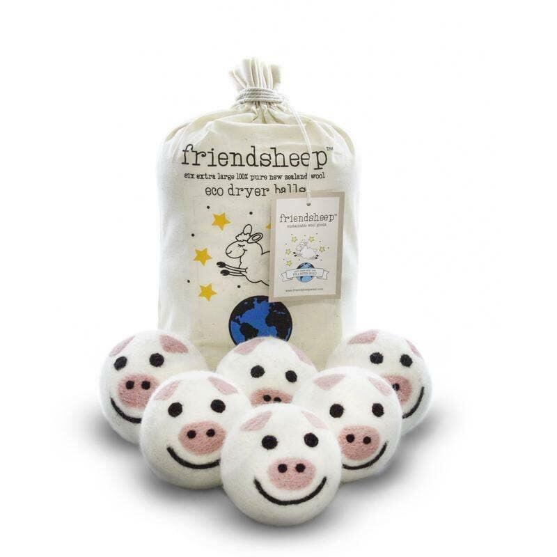 Piggy Band Eco Dryer Balls   Trada Marketplace