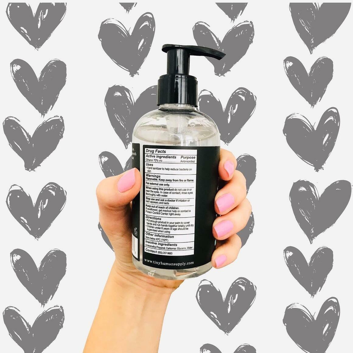 Outta Hand Sanitizer Gel (70% Alcohol) | Trada Marketplace