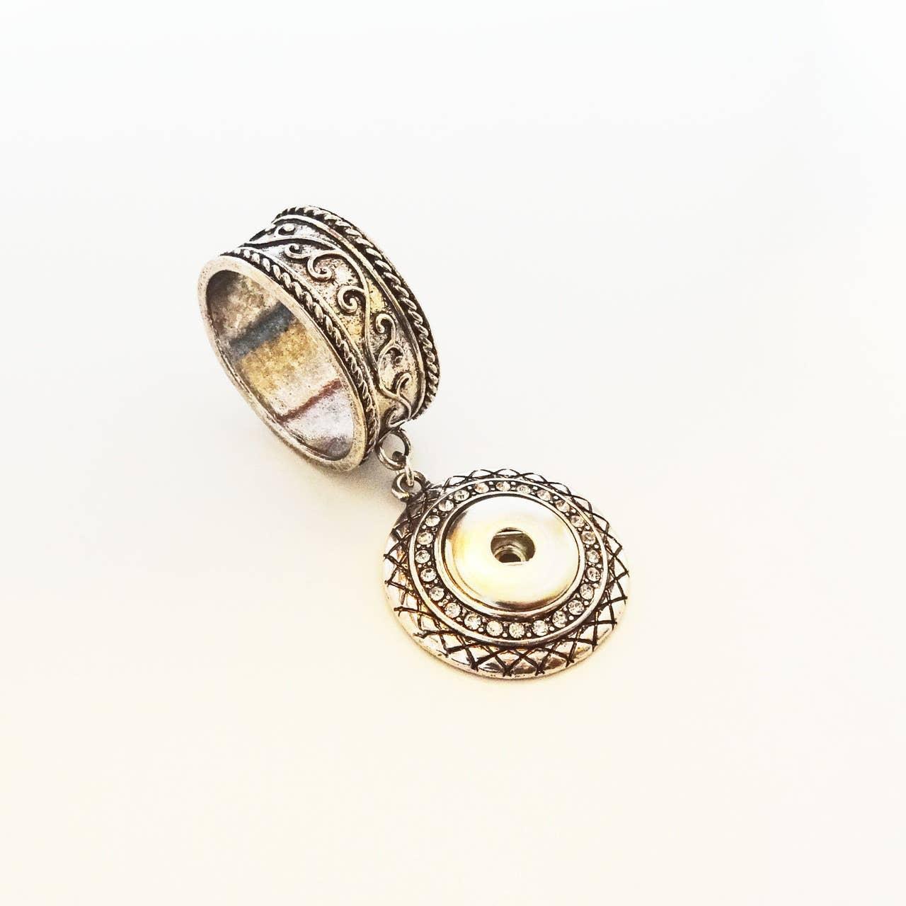 Snap Scarf Ring | Trada Marketplace