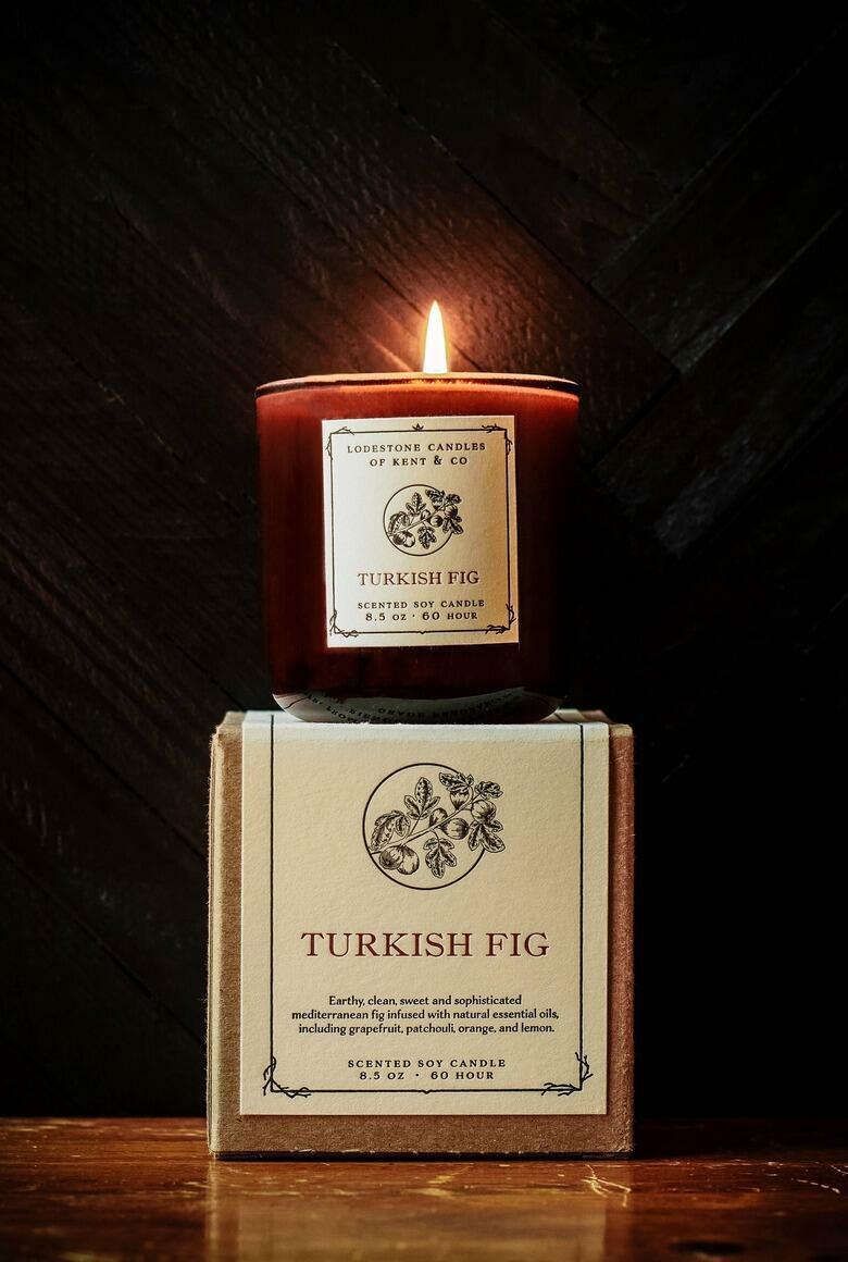 Turkish Fig Candle   Trada Marketplace
