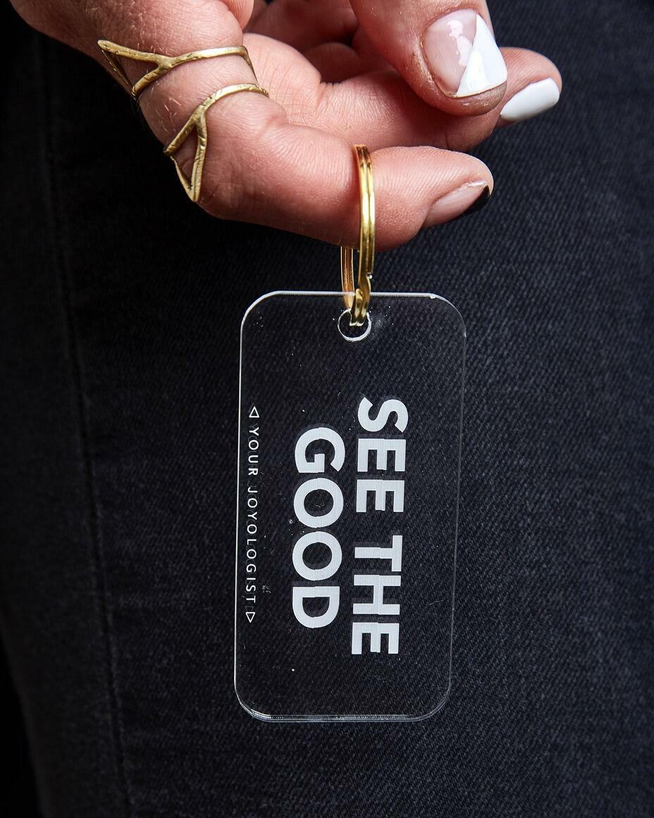 See the good - keychain   Trada Marketplace