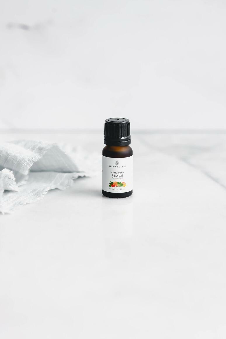Peace Essential Oil Blend | Trada Marketplace