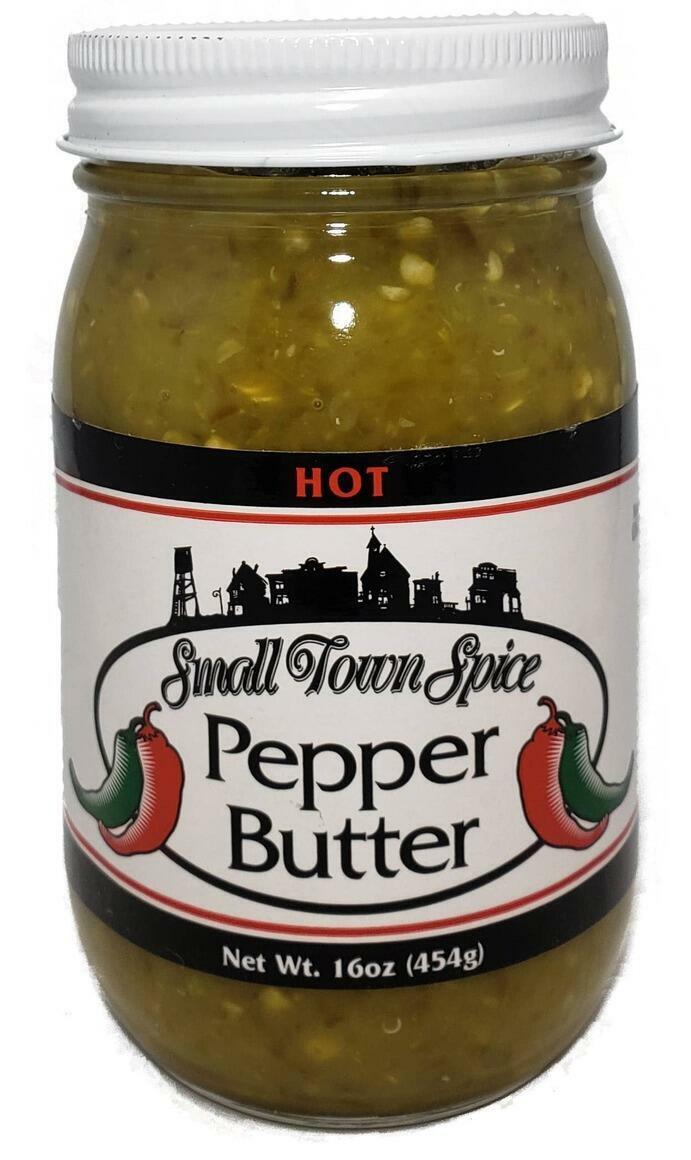 Hot Pepper Butter   Trada Marketplace