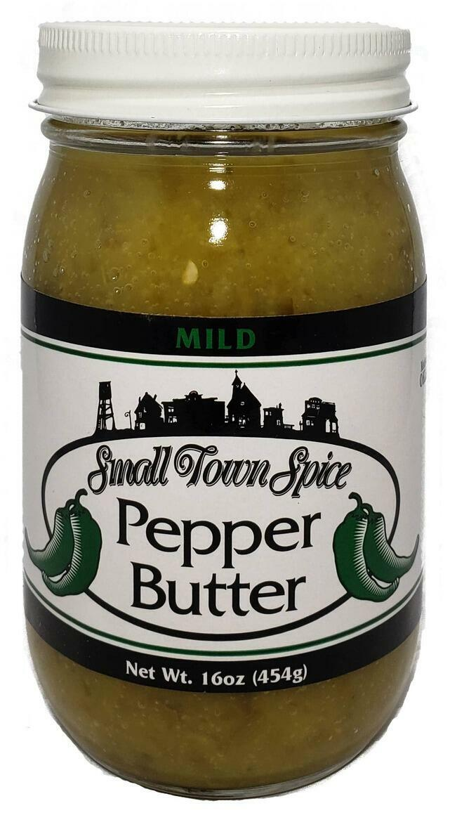 Mild Pepper Butter   Trada Marketplace