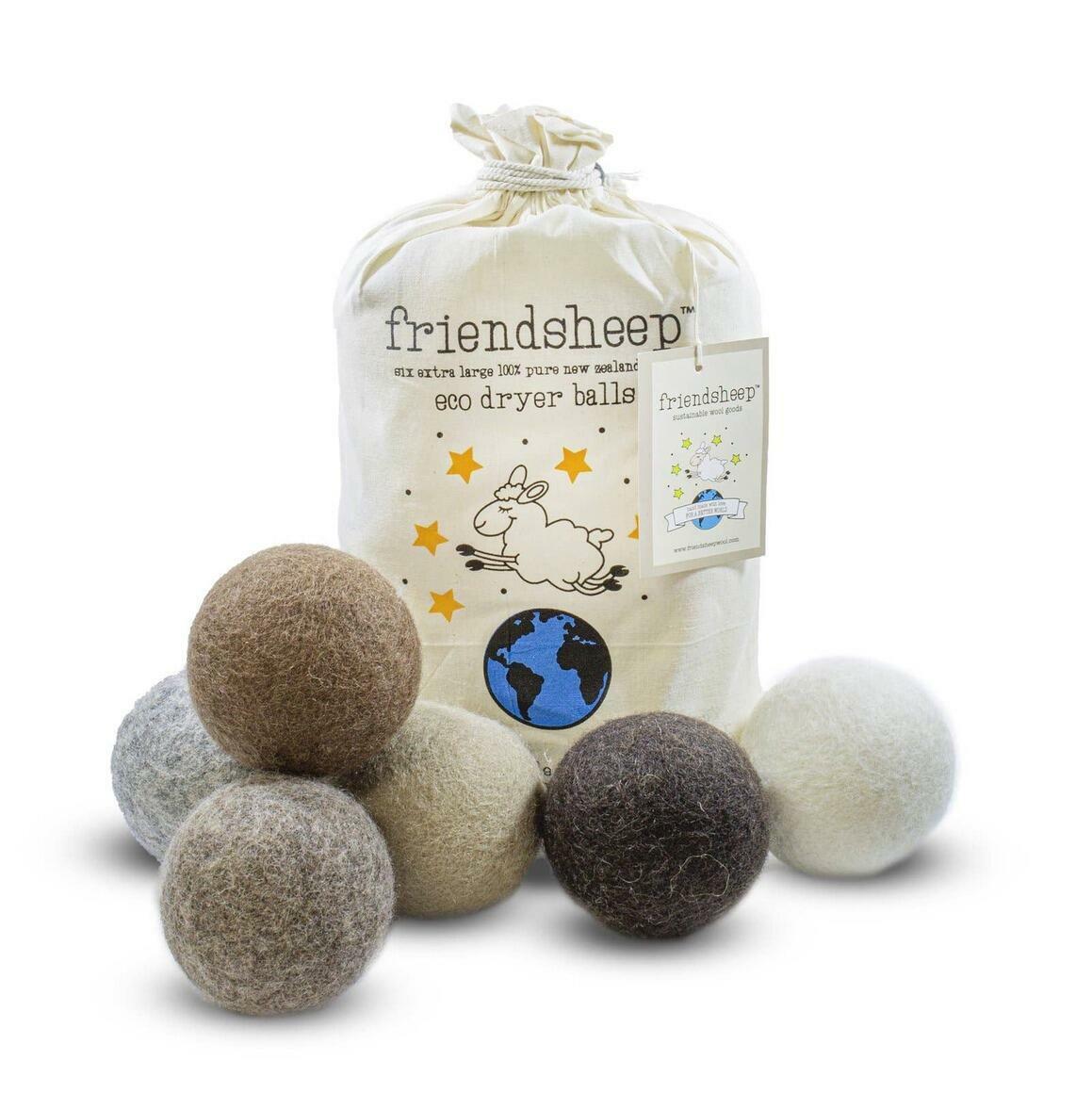 Natural Mystic Eco Dryer Balls   Trada Marketplace