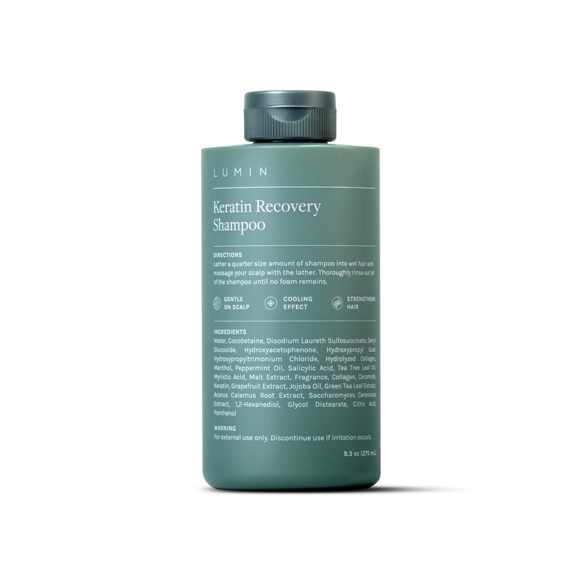 Keratin Recovery Shampoo | Trada Marketplace