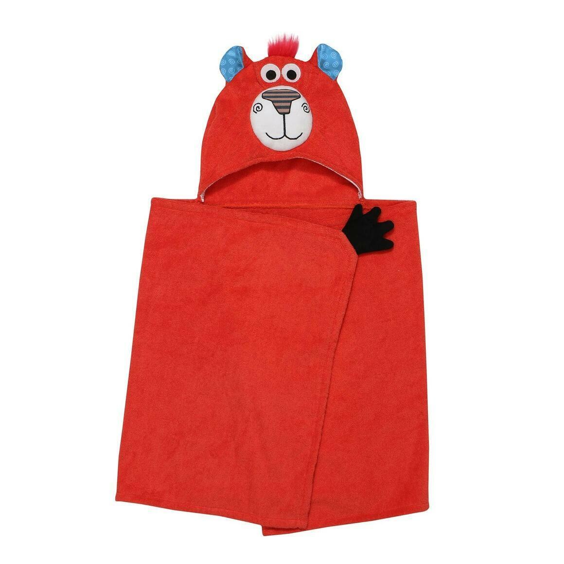 Kids Plus Terry Hooded Bath Towel Bear 2Y+ | Trada Marketplace