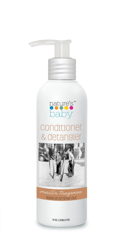 Conditioner & Detangler 8 oz Vanilla Tangerine | Trada Marketplace