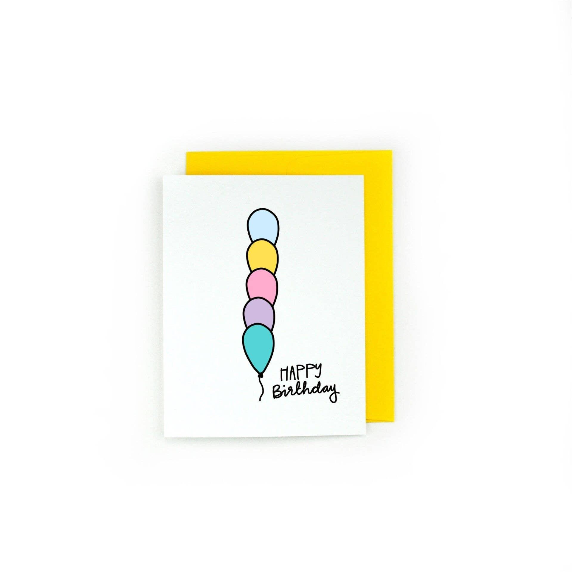 Stacked Balloons | Trada Marketplace