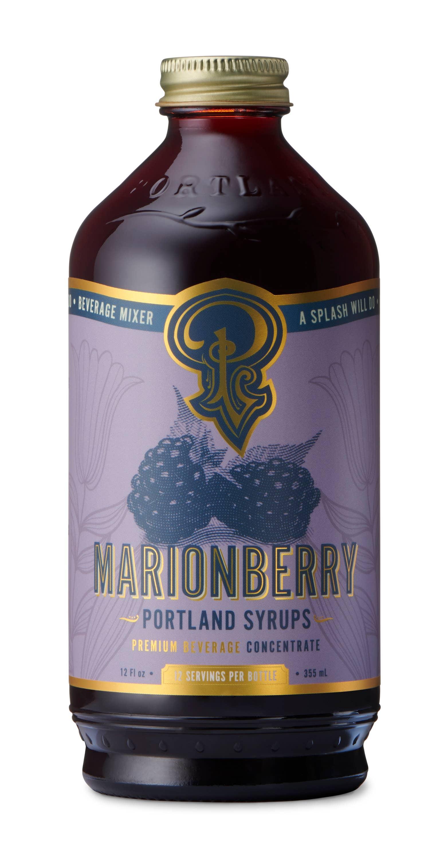 Marionberry Syrup (12oz) | Trada Marketplace