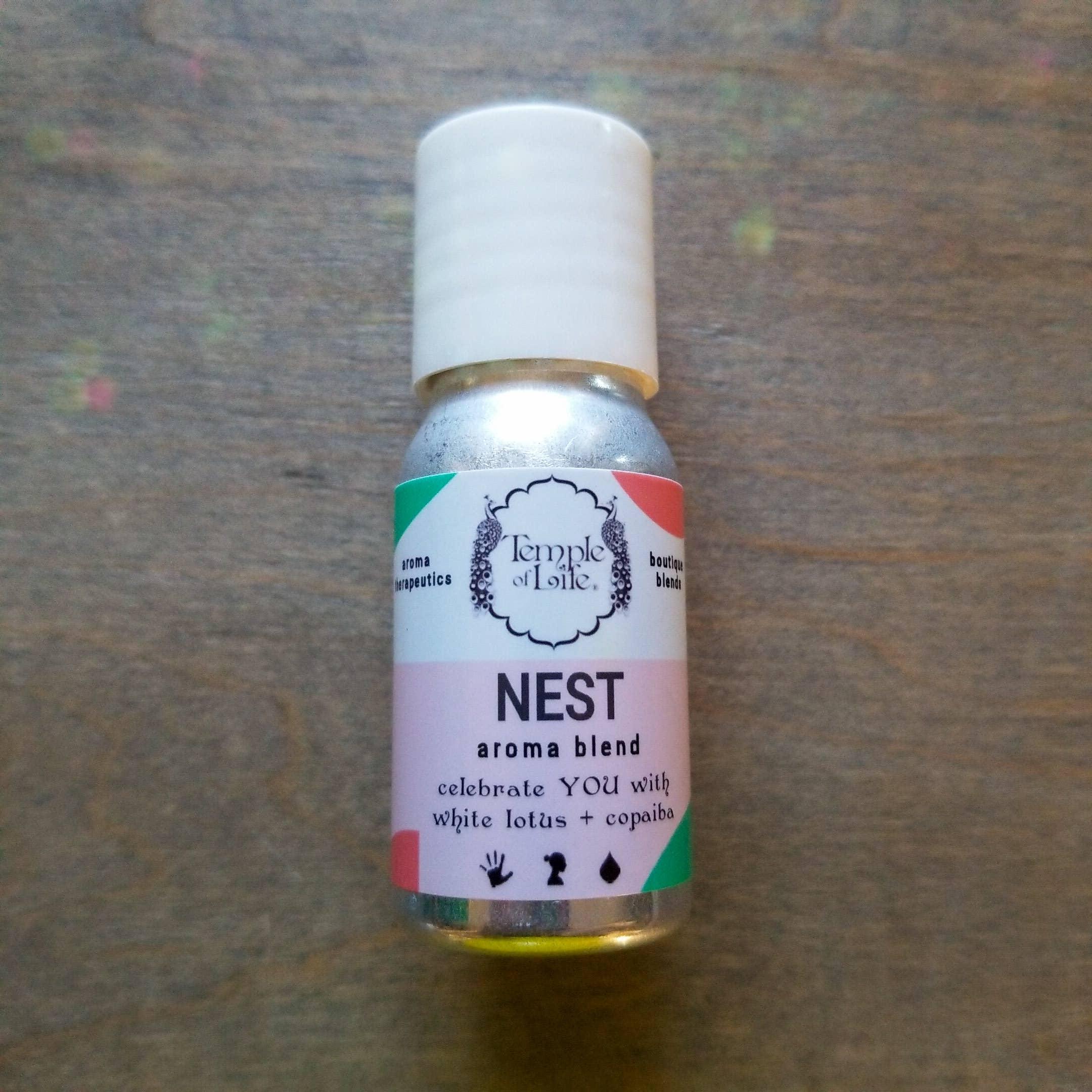 Essential Oil Boutique Blend - Nest   Trada Marketplace
