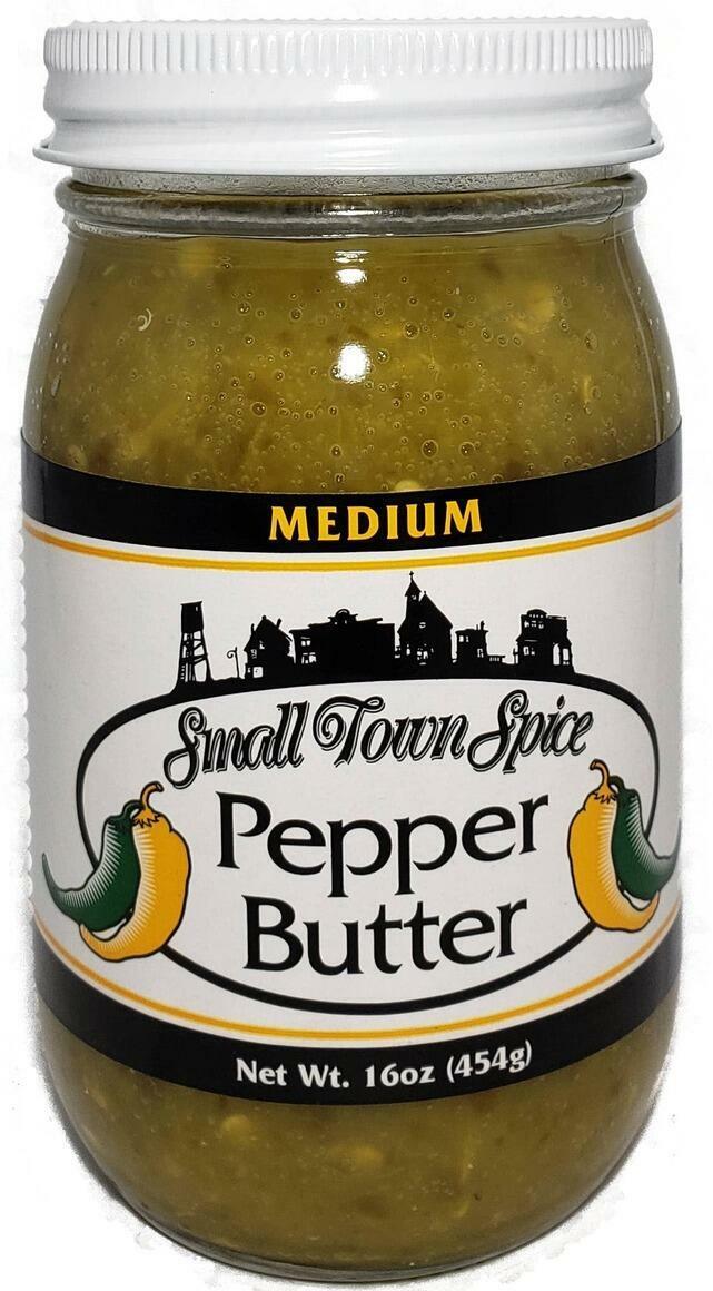 Medium Pepper Butter   Trada Marketplace