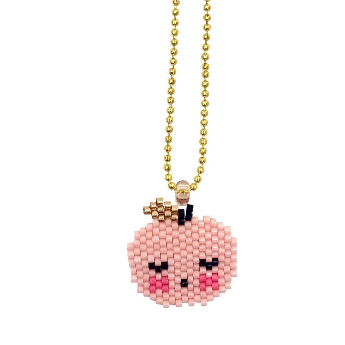 Pop Cutie Cute Bead Kids Necklaces | Trada Marketplace