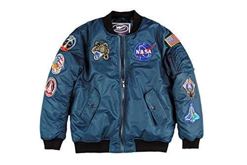 Adult NASA Space Shuttle Jacket   Trada Marketplace