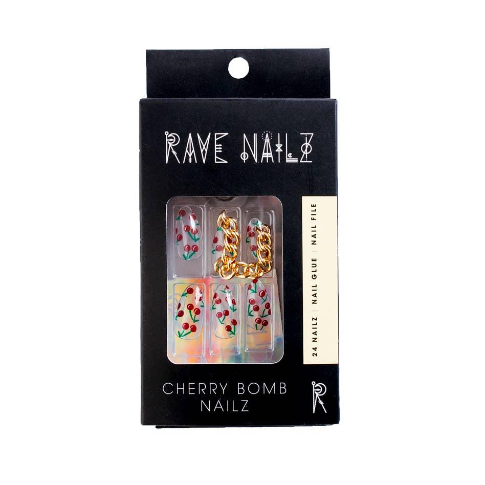 Cherry Bomb Nailz | Trada Marketplace