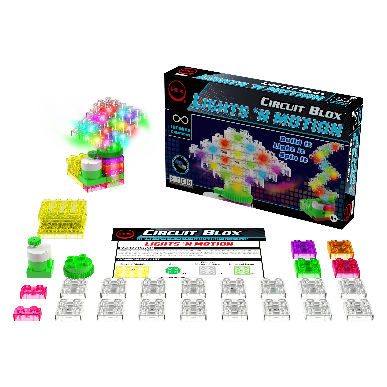 Circuit Blox Lights 'N Motion   Trada Marketplace