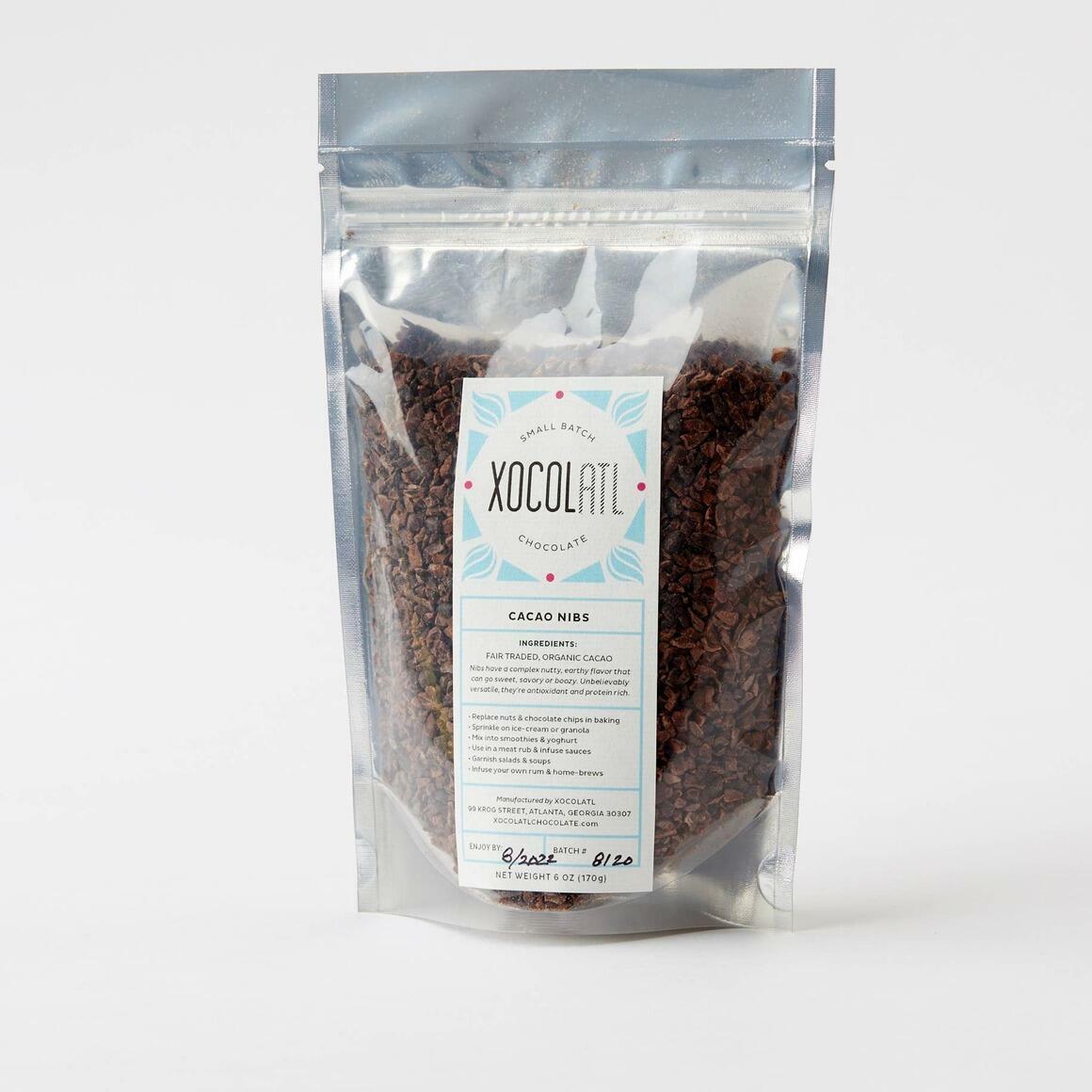 Organic Roasted Cacao Nibs   Trada Marketplace