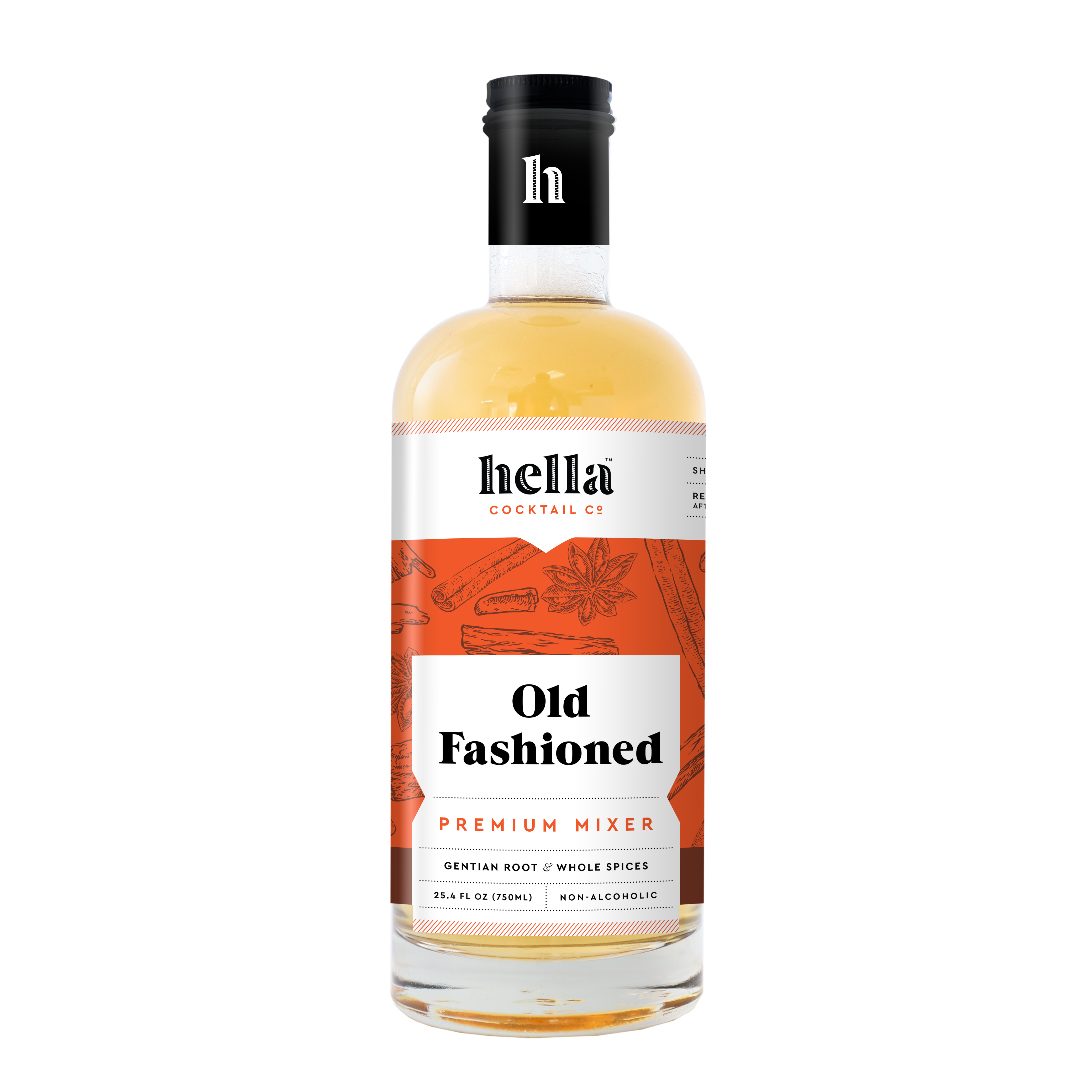 Old Fashioned Cocktail Mix 750ml | Trada Marketplace