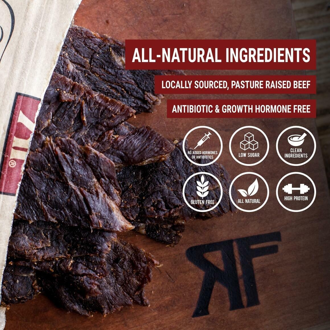 OG Hickory Beef Jerky | Trada Marketplace