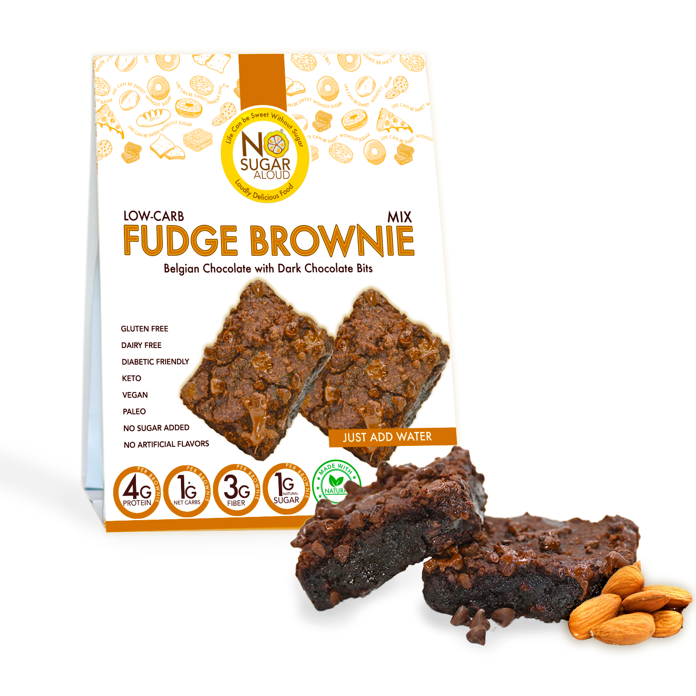 Low Carb Brownie Mix   Trada Marketplace