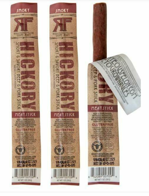 OG Hickory - Beef & Pork Stick | Trada Marketplace
