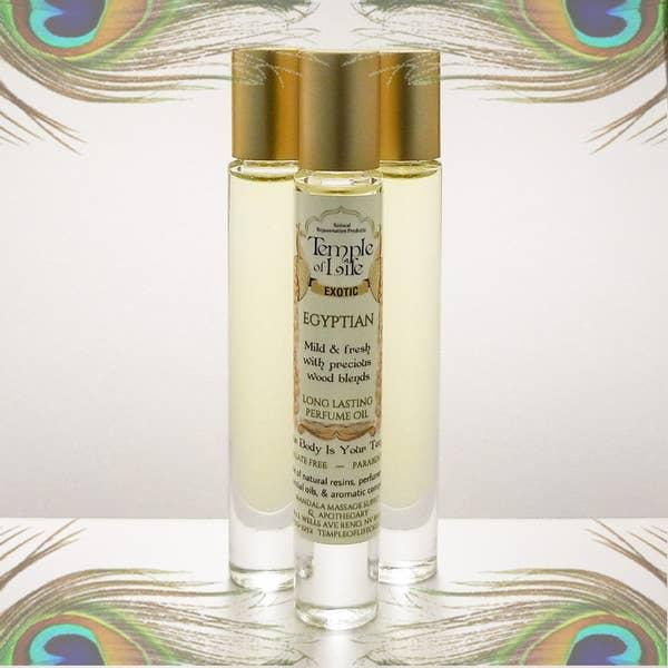 Exotic Perfume Oil - Egyptian   Trada Marketplace