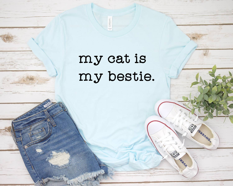 My Cat Is My Bestie | Trada Marketplace