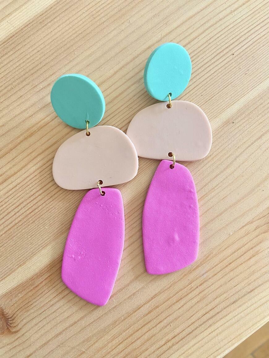 Miami Earrings | Trada Marketplace