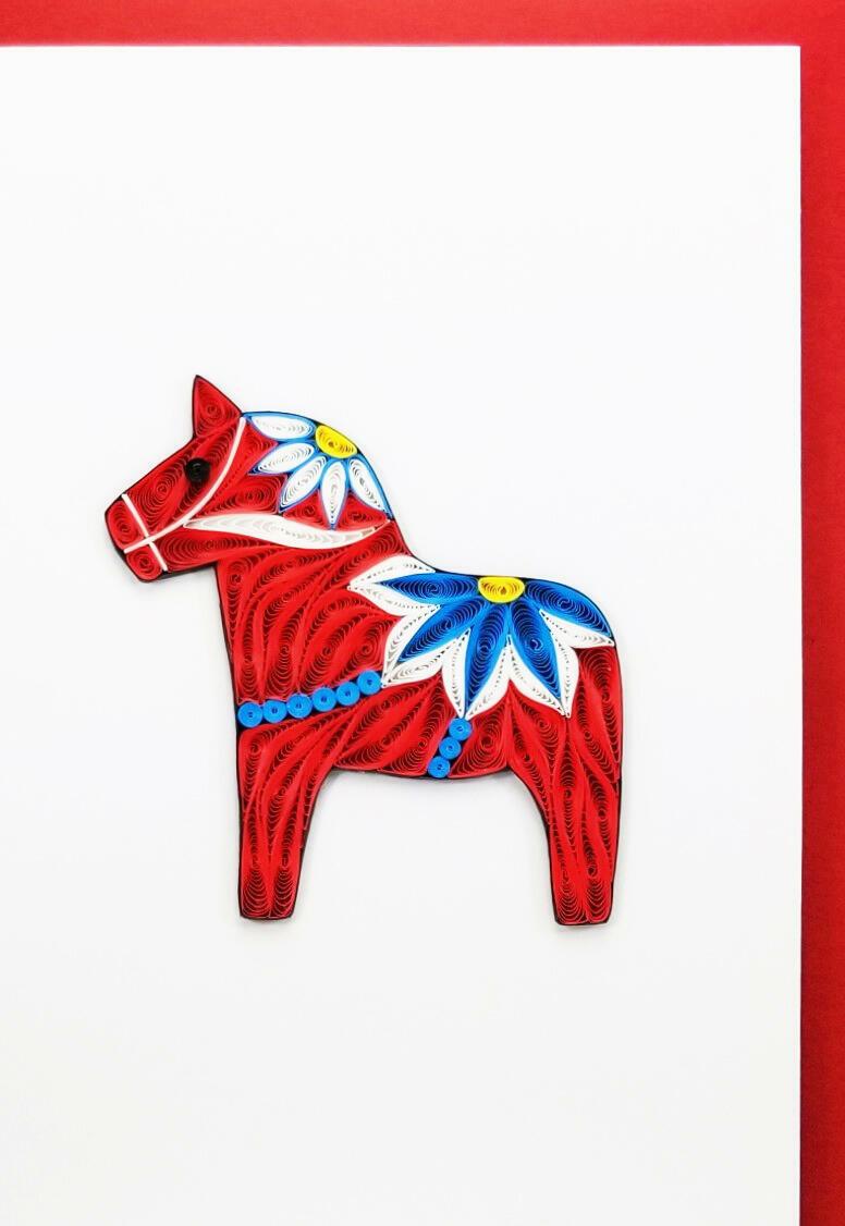 Dala Horse   Trada Marketplace
