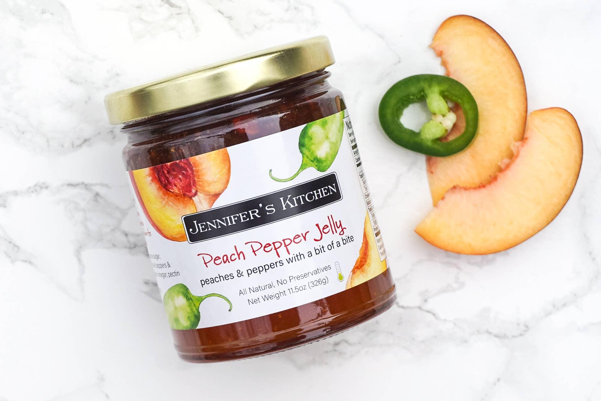 Peach Pepper Jelly | Trada Marketplace