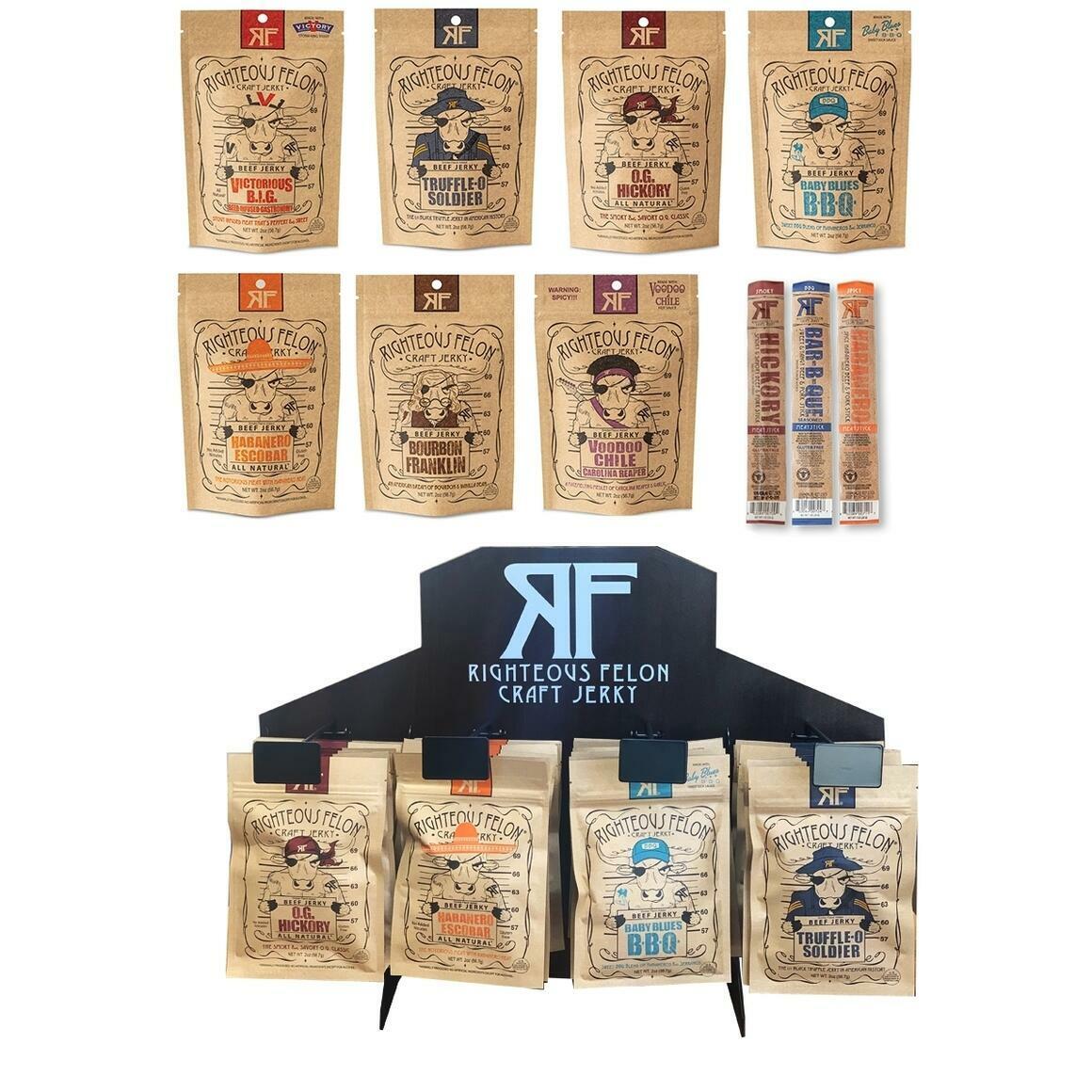 RF Sampler Assortment & Display | Trada Marketplace