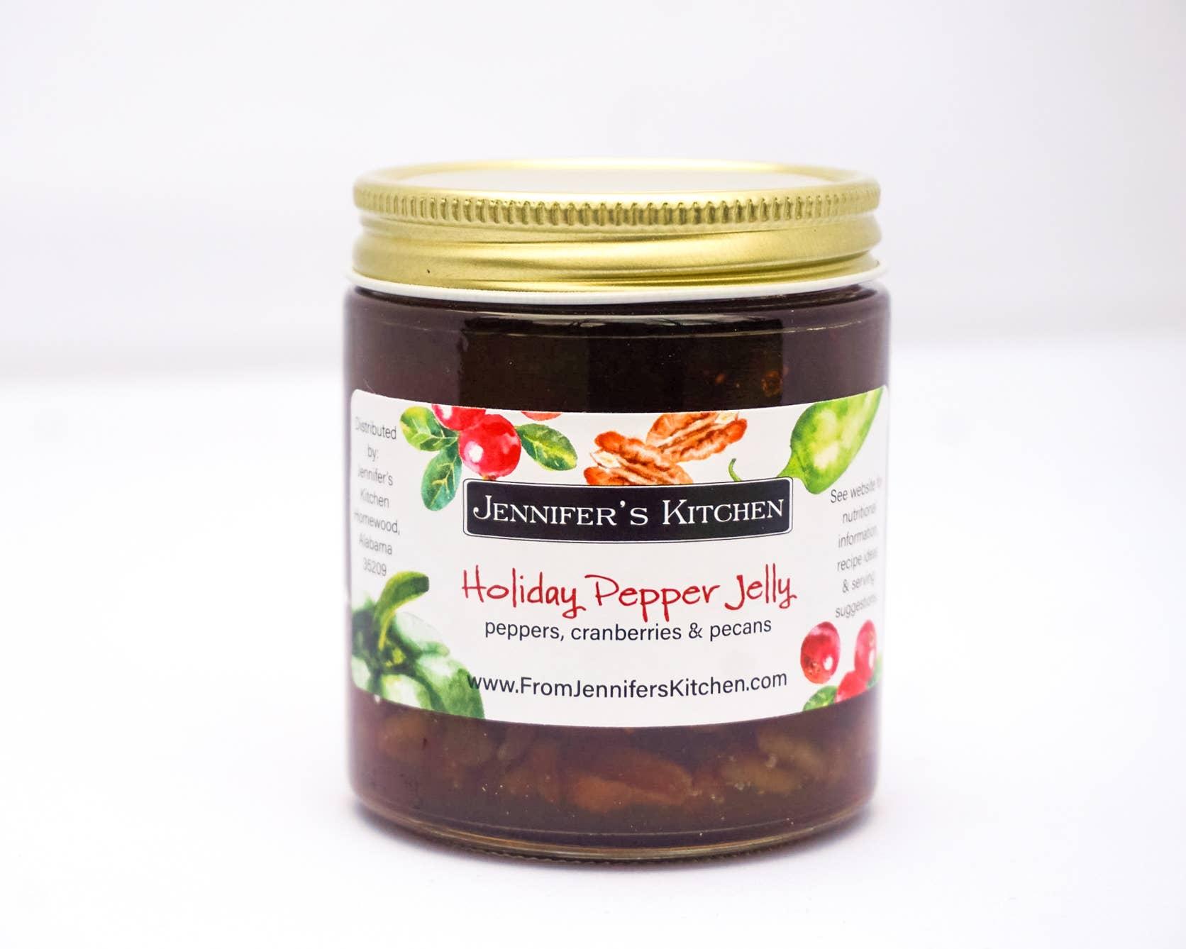 Mini Holiday Pepper Jelly | Trada Marketplace