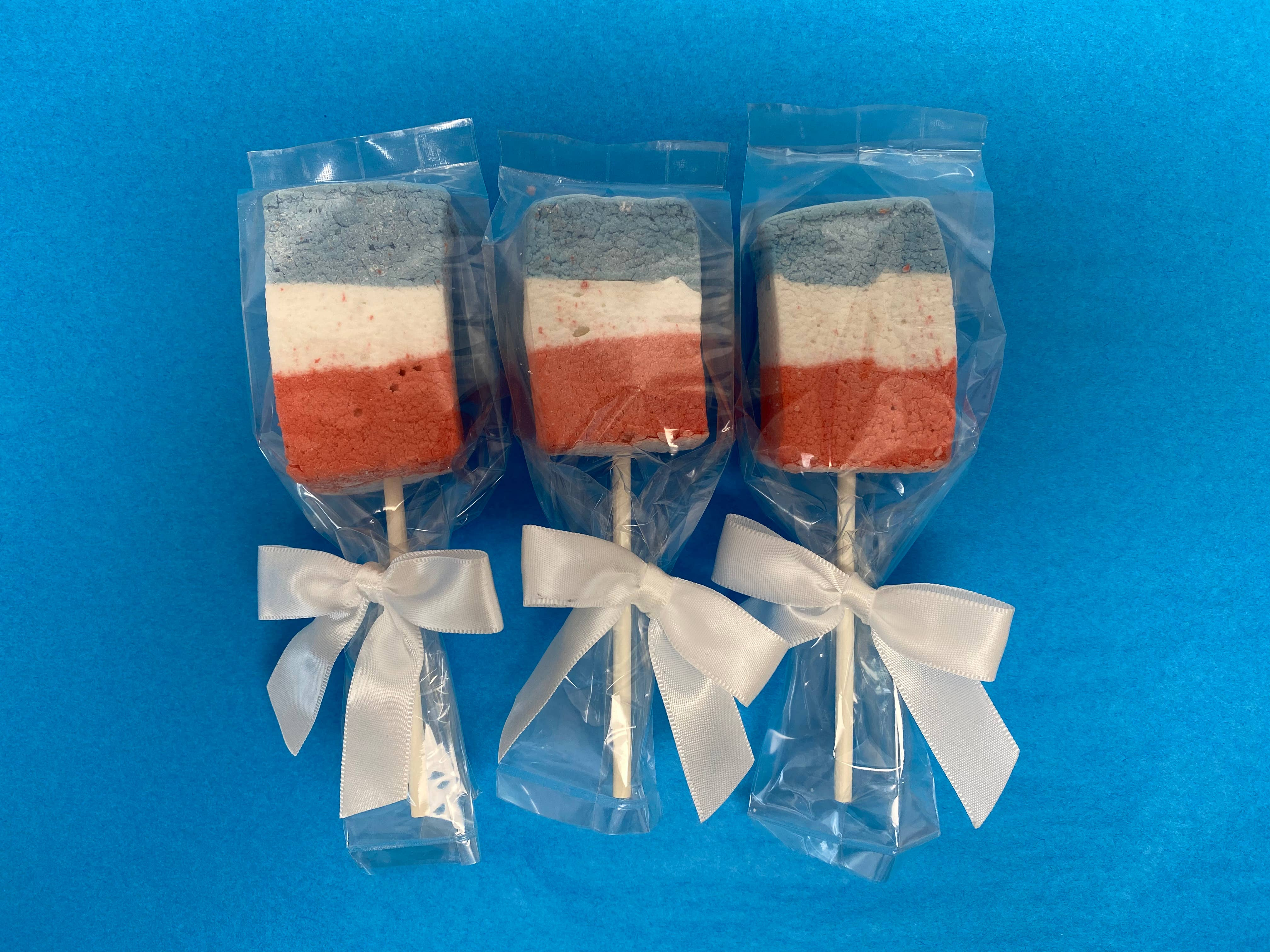 Marshmallow Pops - Cherry Berry Vanilla | Trada Marketplace