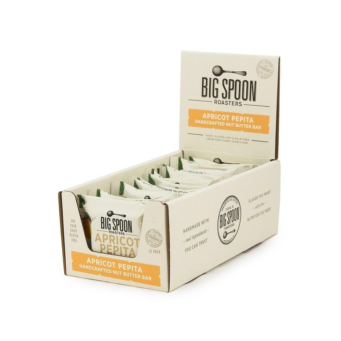 Big Spoon Roasters Apricot Pepita | Trada Marketplace