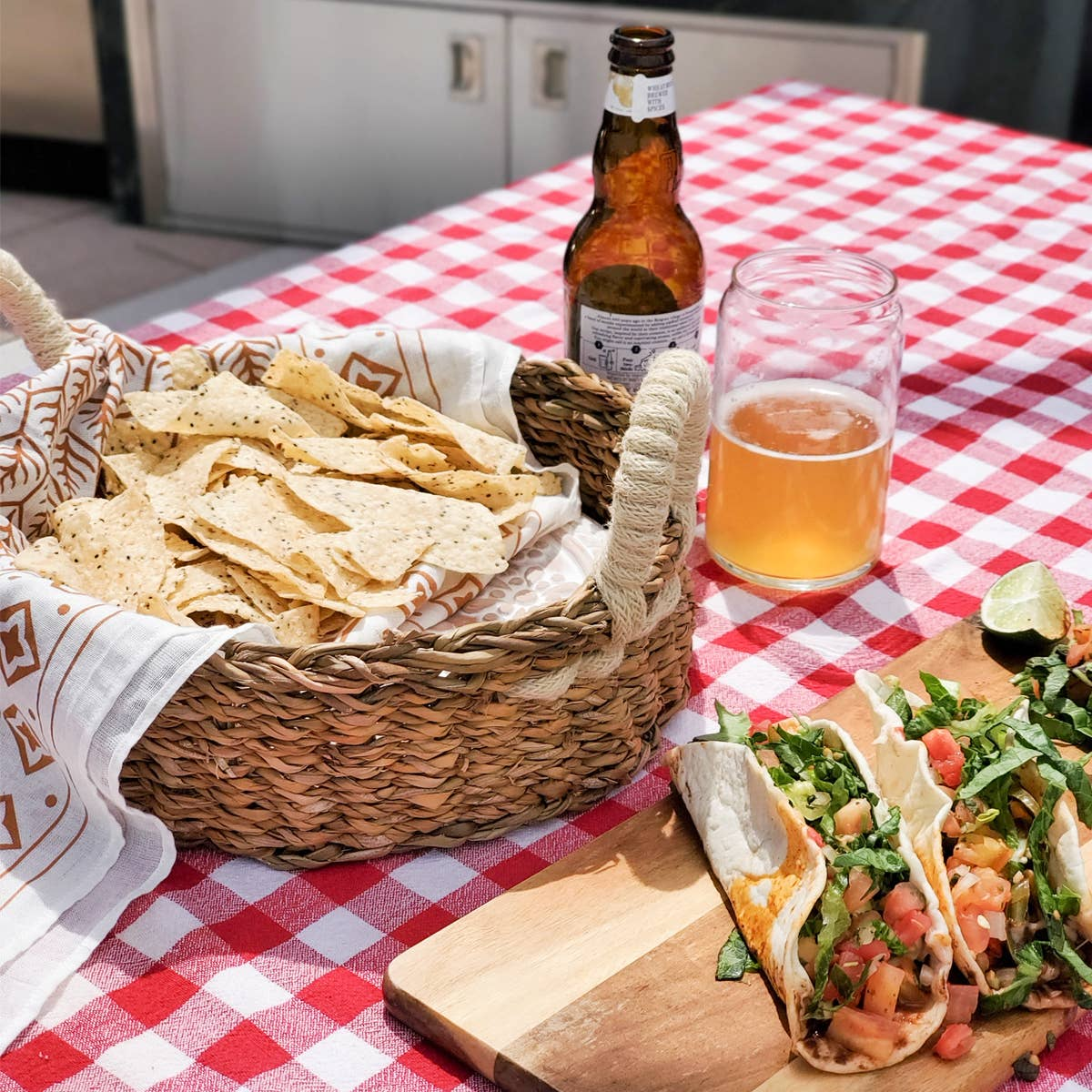 Bread Warmer & Basket - Bird Round | Trada Marketplace